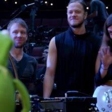 The Muppets: una foto di scena della premiere della serie