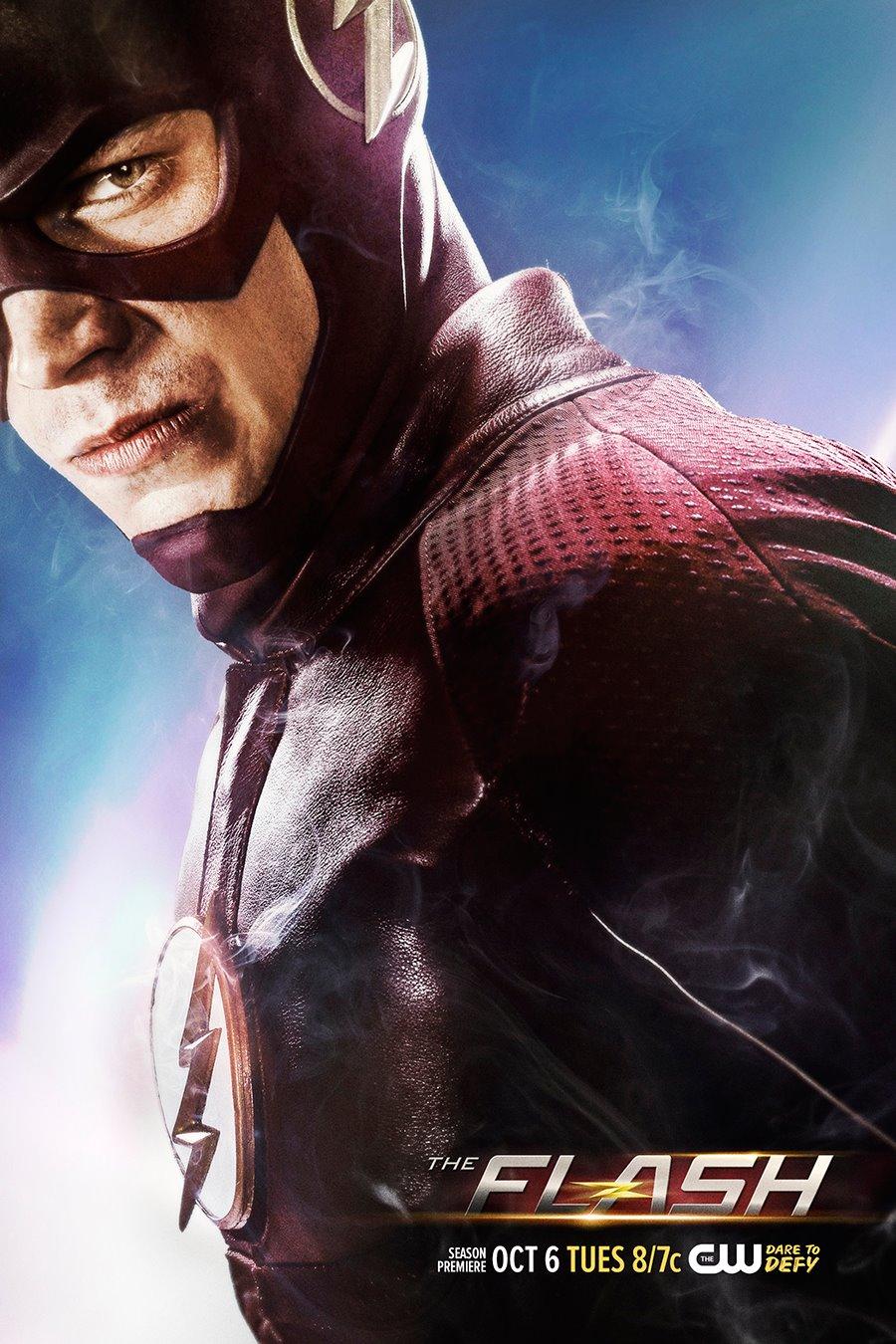 The Flash: il poster della stagione 2