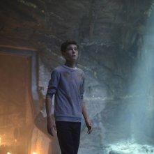 Gotham: l'attore David Mazouz in una foto tratta dall'episodio Damned If You Do