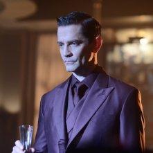 Gotham: James Frain in una foto della première intitolata Damned If You Do