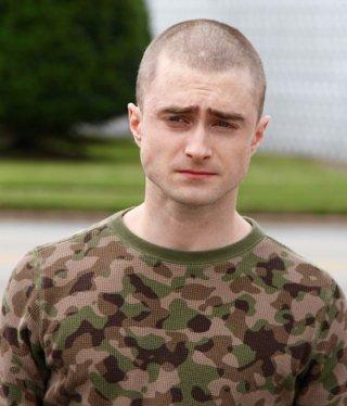 Imperium: Daniel Radcliffe nella prima immagine dal set