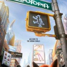 Zootopia: un nuovo poster del film Disney