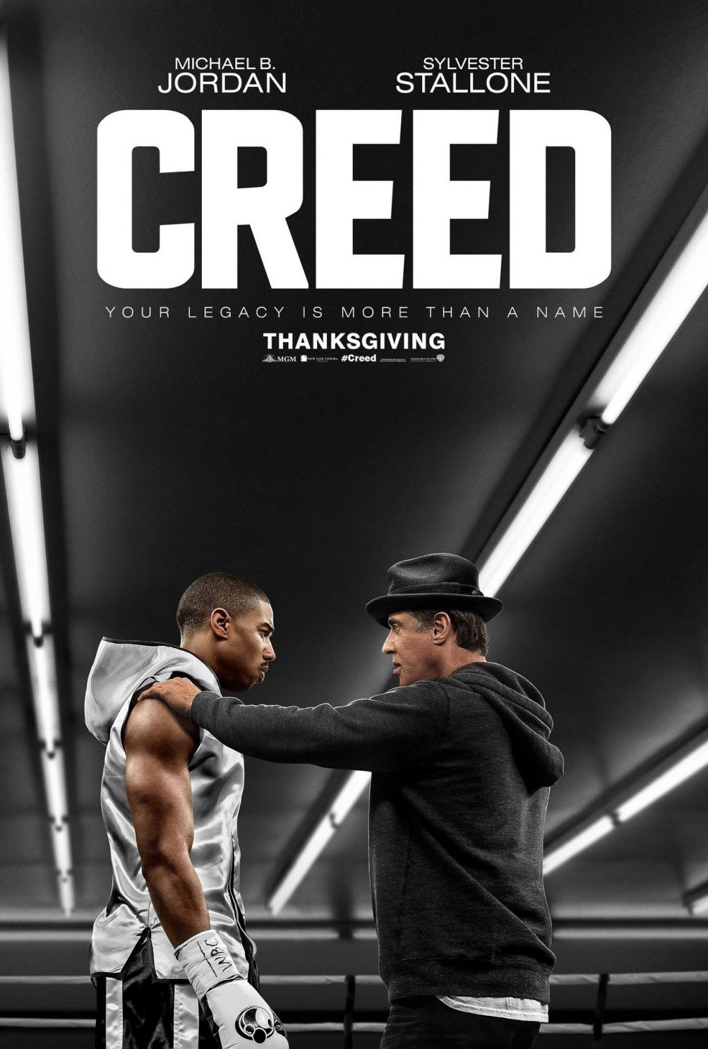 Creed: la locandina ufficiale americana