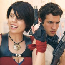 Game Therapy: Jennifer Mischiati e Federico Clapis in una scena del film