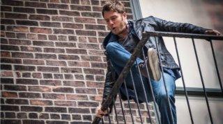 Limitless: il protagonista Jake McDorman in un'immagine del pilot