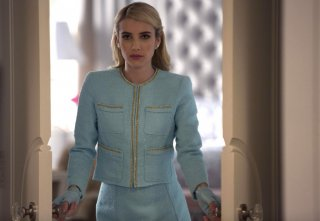Scream Queens: Emma Roberts interpreta Chanel nel pilot