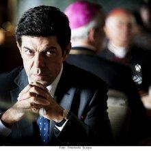 Suburra: un'immagine del film che ritrae Pierfrancesco Favino