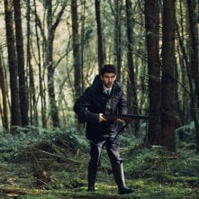 The Lobster: Ben Whishaw in una scena del film