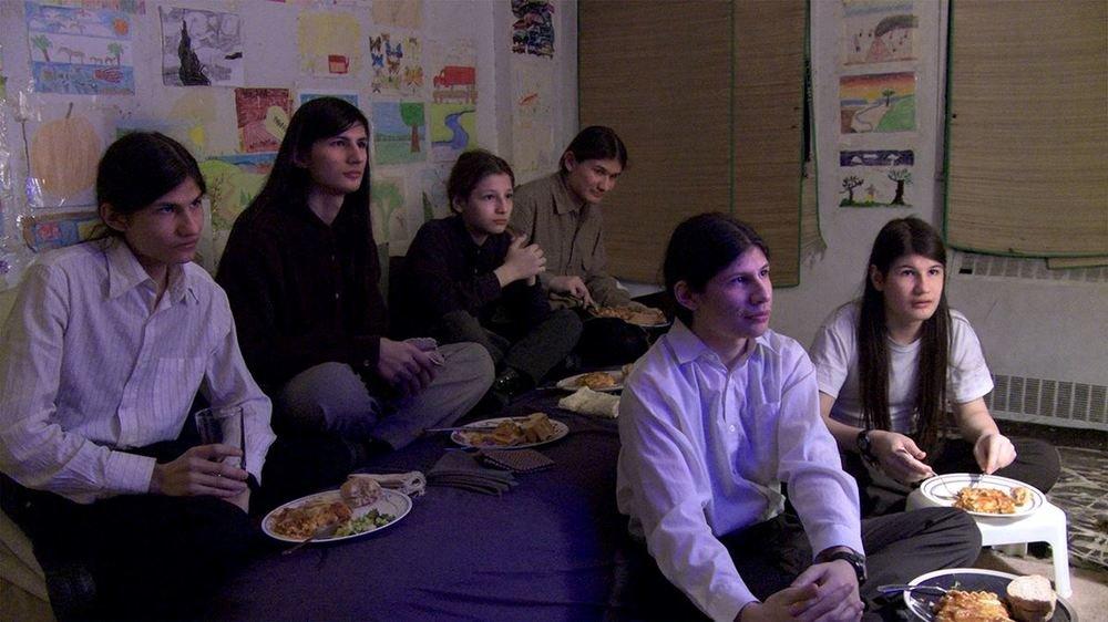 The Wolfpack: un'immagine tratta dal film documentario