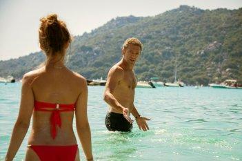 Un momento di follia: Vincent Cassel e Lola Le Lann in una scena del film