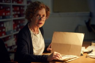 Woman in Gold: la protagonista Helen Mirren in un'immagine tratta dal film