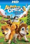 Locandina di Alpha & Omega: Grandi giochi