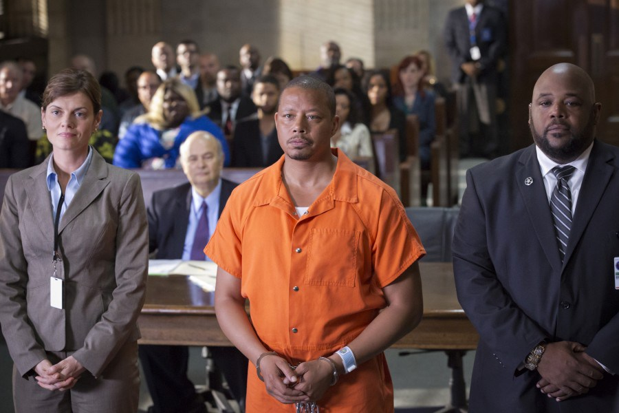 Empire: l'attore Terrence Howard interpreta Lucious in The Devils Are Here