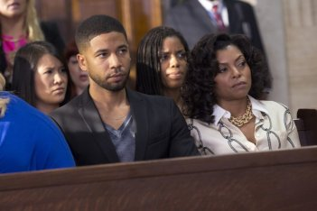 Empire: Jussie Smollet e Taraji P. Henson in The Devils Are Here