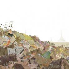 Il bambino che scoprì il mondo: un'immagine tratta dal film d'animazione