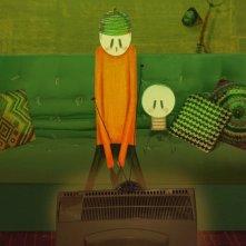 Il bambino che scoprì il mondo: un'immagine del film d'animazione