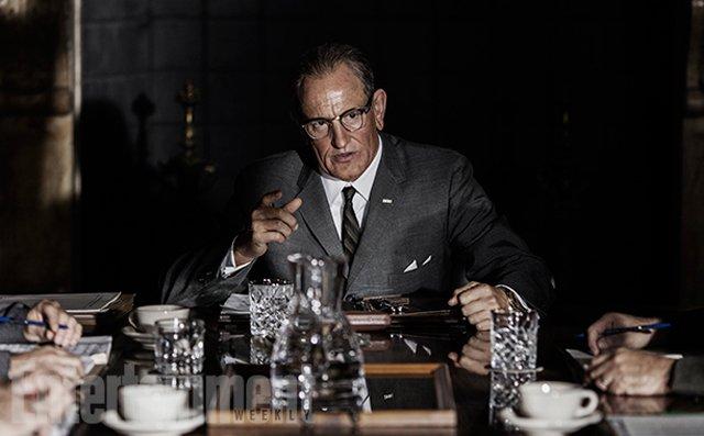 LBJ: Woody Harrelson è il Presidente Johnson nella prima immagine del film