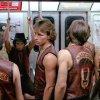 I guerrieri della notte ricreano la loro ultima corsa in metro