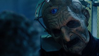 Doctor Who: Davros in un'immagine dell'episodio The Witch's Familiar