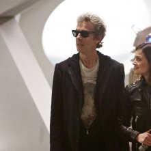 Doctor Who: Peter Capaldi e Jenna Coleman in The Witch's Familiar