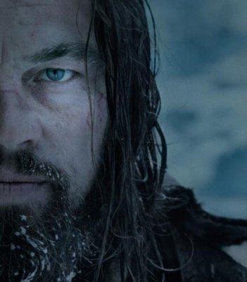 Revenant - Redivivo: Leonardo DiCaprio in una scena del film