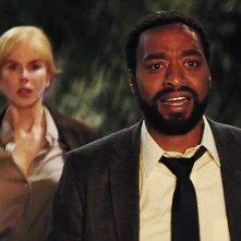 Secret in Their Eyes: Nicole Kidman  e Chiwetel Ejiofor in un'immagine del film