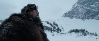 Revenant - Redivivo - il protagonista Leonardo DiCaprio in una scena del film diretto da Iñárritu