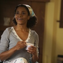 Grey's Anatomy: l'attrice Kelly McCreary in un'immagine della première Sledgehammer