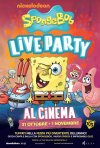 Locandina di SpongeBob Live Party