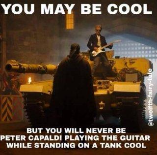 Doctor Who: un meme sulla premiere della stagione 9