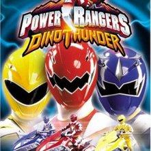 Locandina di Power Rangers Dino Thunder