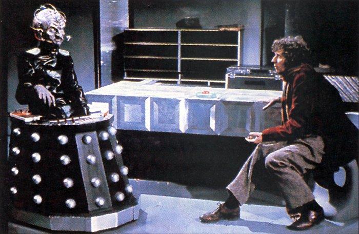 Doctor Who Genesis Of The Daleks Davros 2
