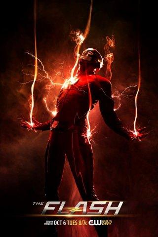 The Flash: una nuova locandina della seconda stagione
