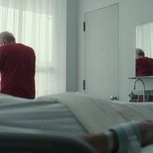 Hand of God: il protagonista Ron Perlman in una foto della serie