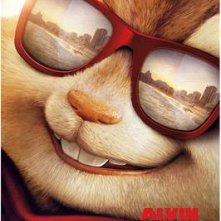 Alvin Superstar: Nessuno ci può fermare, il primo character poster