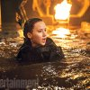 Hunger Games: Jennifer Lawrence porta i nipoti sul set!