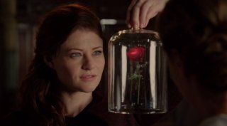 C'era una volta: l'attrice Emilie de Ravin in The Dark Swan