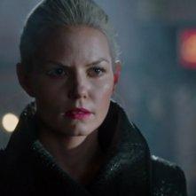 C'era una volta: Jennifer Morrison nella versione oscura di Emma nell'episodio The Dark Swan