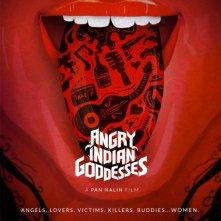 Locandina di Angry Indian Goddesses