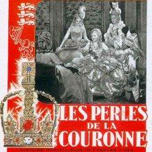 Locandina di Le perle della corona