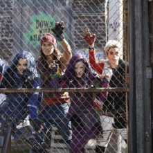 Descendants: una scena del film TV Disney