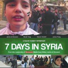 Locandina di 7 Days in Syria