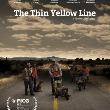 Locandina di The Thin Yellow Line