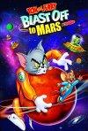 Locandina di Tom & Jerry. Rotta su Marte