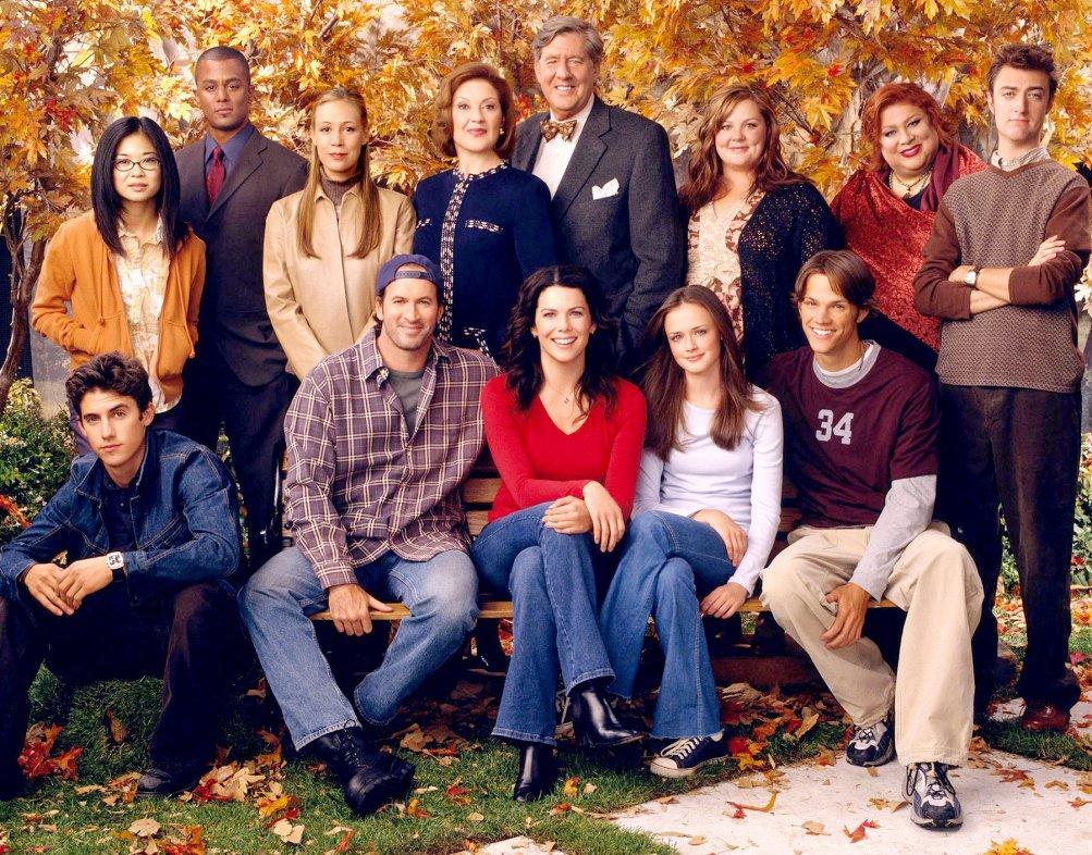 Una mamma per amica: il cast della serie