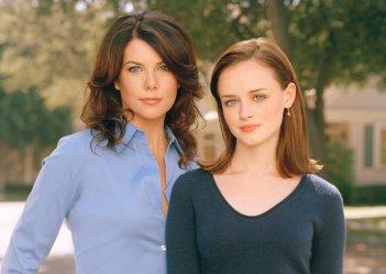 Una mamma per amica: le protagoniste Lauren Graham e Alexis Bledel