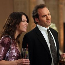 Una mamma per amica: Lauren Graham e Scott Patterson in La ragazza ideale