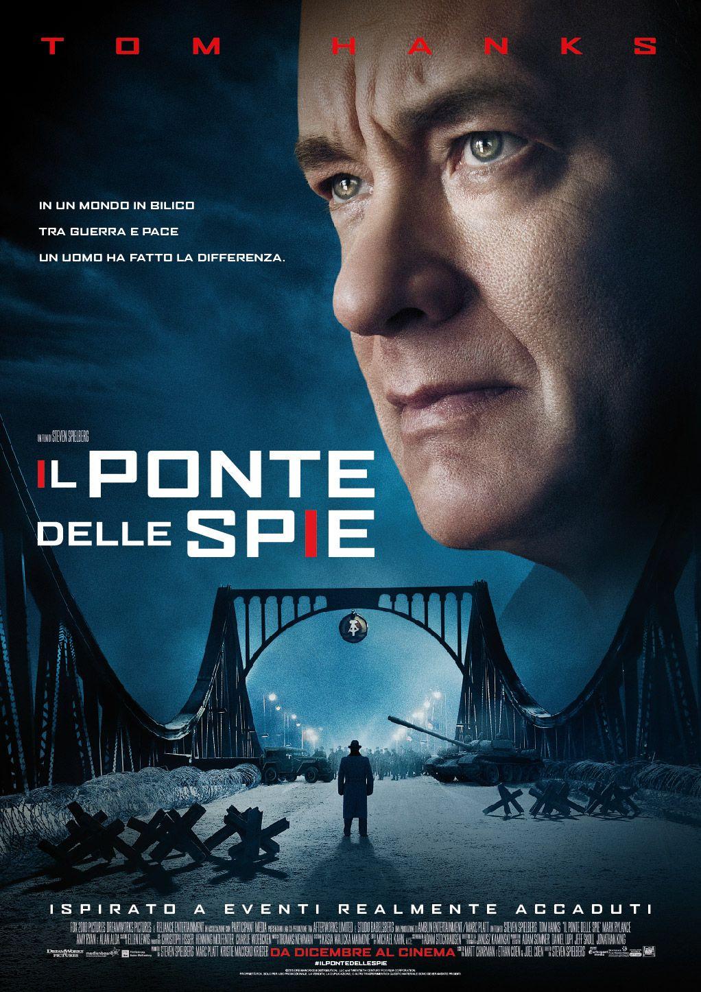Bridgeofspies Poster