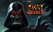 Star Wars Rebels: l'arrivo di Darth Vader nella seconda stagione