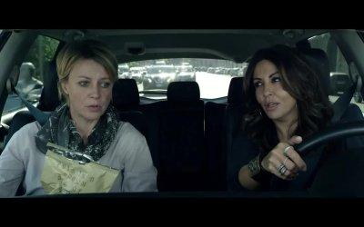 'Papere alla guida' - Io e lei